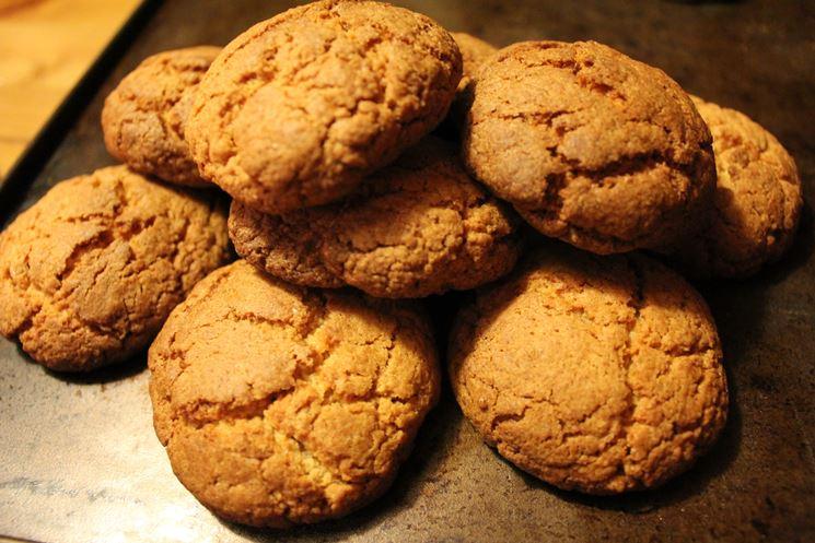 Biscotti vegani allo zenzero