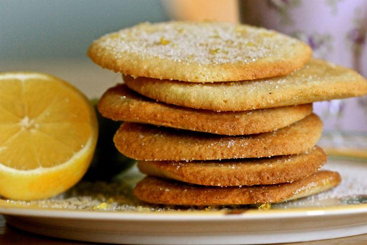 Biscotti vegani agli agrumi