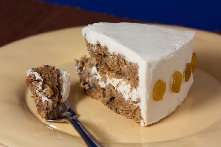 Torta vaniglia